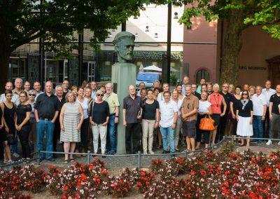Bürgerinitiative Mainz für Gutenberg am 19.07.2017
