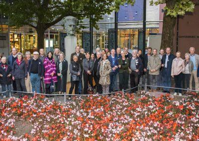 Bürgerinitiative Mainz für Gutenberg am 19.09.2017