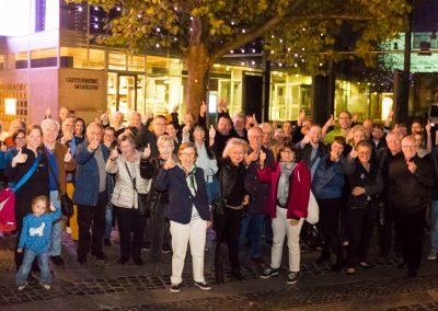 Bürgerinitiative Mainz für Gutenberg am 17.10.2017