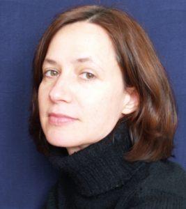 Sandra Heinz (Künstlerin) sagt JA zum Bibelturm!